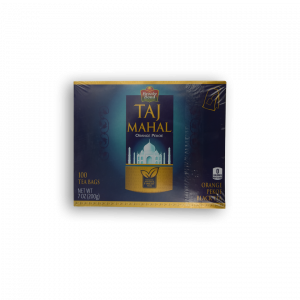 BROOKE BOND Taj Mahal Orange Pekoe Black Tea 100 Tea Bags