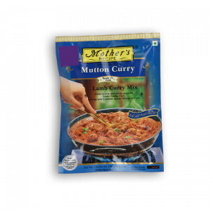 MOTHER'S Mutton Curry Lamb Curry Mix