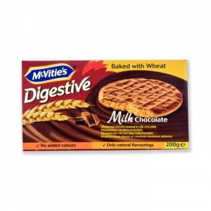 MCVITIE'S DIGESTIVE Milk Chocolate