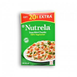 NUTRELA Soya Mini Chunks