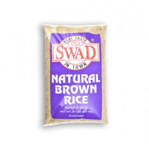 SWAD Natural Brown Rice