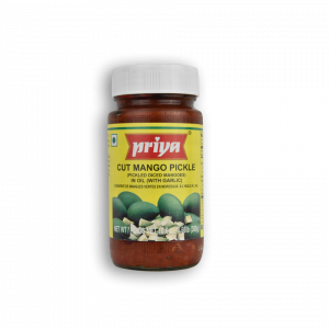 PRIYA Cut Mango Pickle With Garlic