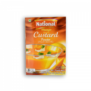 NATIONAL Mango Flavoured Custard Powder