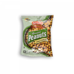 JABSONS Roasted Peanuts Chilli Garlic