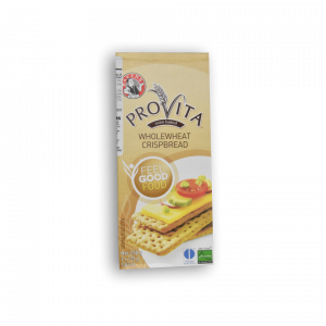 PROVITA Wholewheat Crispbread