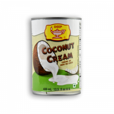 DEEP Coconut Cream