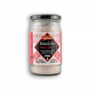 NATIONAL Himalayan Pink Salt Fine