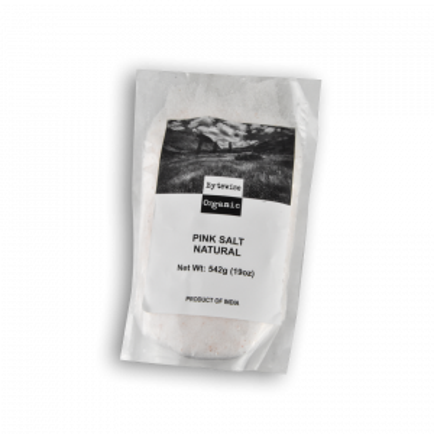 BYTEWISE ORGANIC Pink Salt Natural