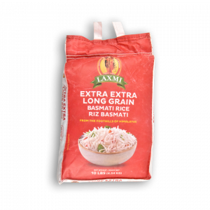 LAXMI Extra Extra Long Grain Basmati Rice