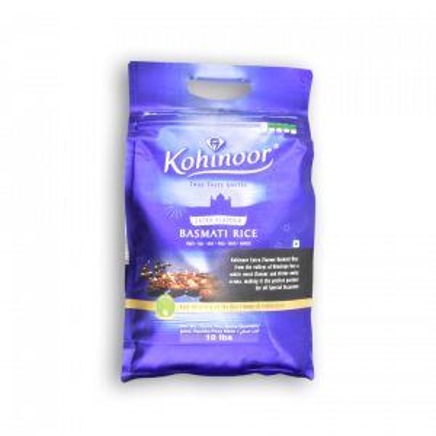 KOHINOOR Extra Flavour Basmati Rice